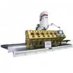 Kurbelgehäuse Universal-Bearbeitungsmaschine