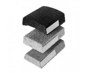 Schleifsegment 65/45x20mm Alu/Stahl