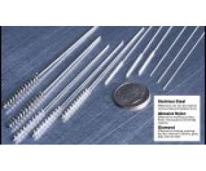 Abrasive Nylon Miniatur-Bürste 0.54 (1.37mm)